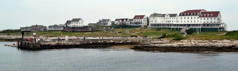 Star Island Artist Retreat, September 2013